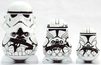 Star Wars Matrjoschka
